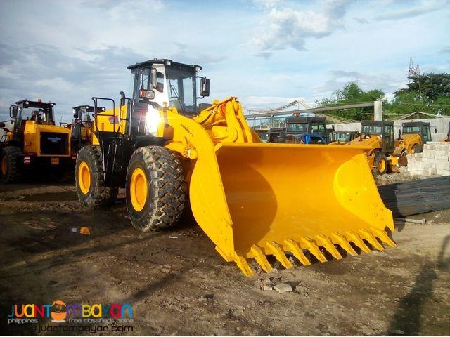 CDM856 Wheel Loader (Weichai Engine)
