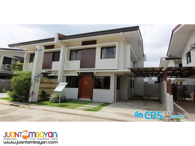 BRAND NEW 3 BEDROOM MODERN HOUSE AND LOT FOR SALE IN MANDAUE CEBU
