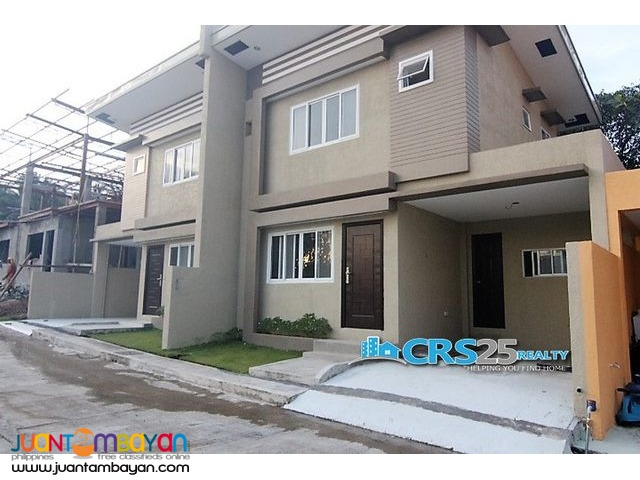 For sale affordable townhouse in talisay