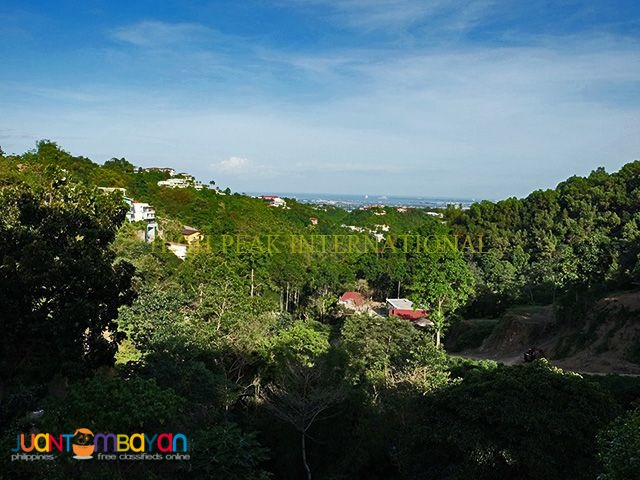 For Sale house and lot with mountain and city views