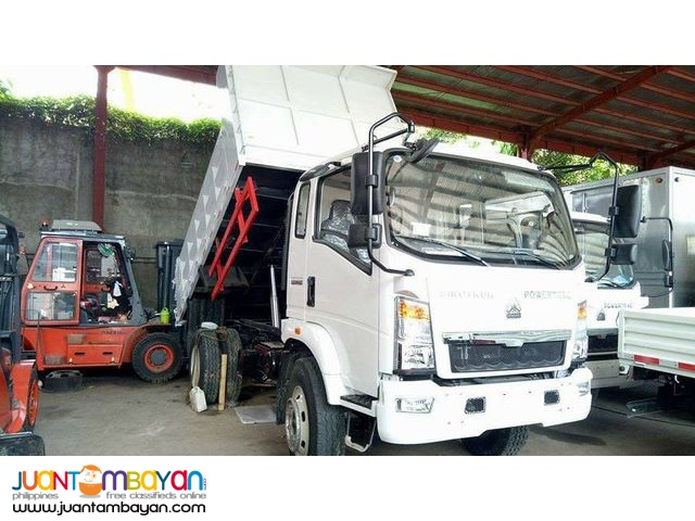 Mini Dump Truck 4.5m³.