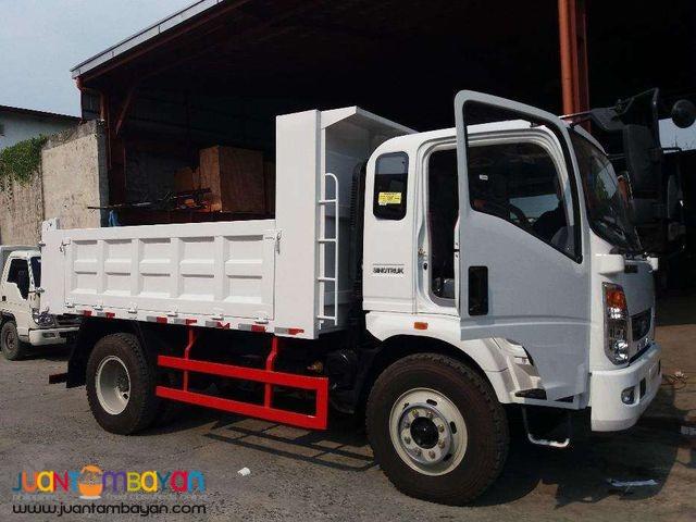 Mini Dump Truck 6m³.