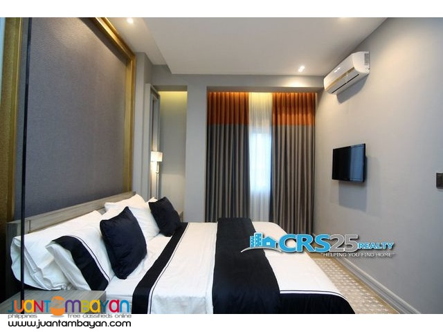 For Sale Studio Unit in DusitD2 Residence in Cebu City