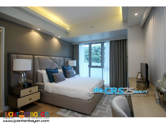 3 Bedroom Condo Unit 110sqm in 38 Park Avenue I.T. Park Cebu