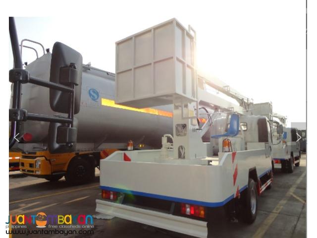 Sinotruk Haixi Manlift truck 6wheeler