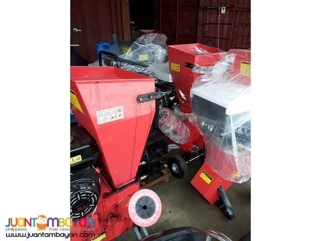 Portable Wood Chipper for sale