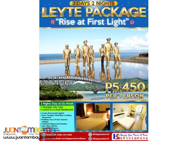 3D2N Leyte