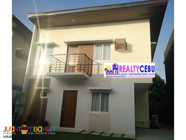 ADAGIO - MODENA SUBDIVISION LILOAN, CEBU 4BR HOUSE FOR SALE
