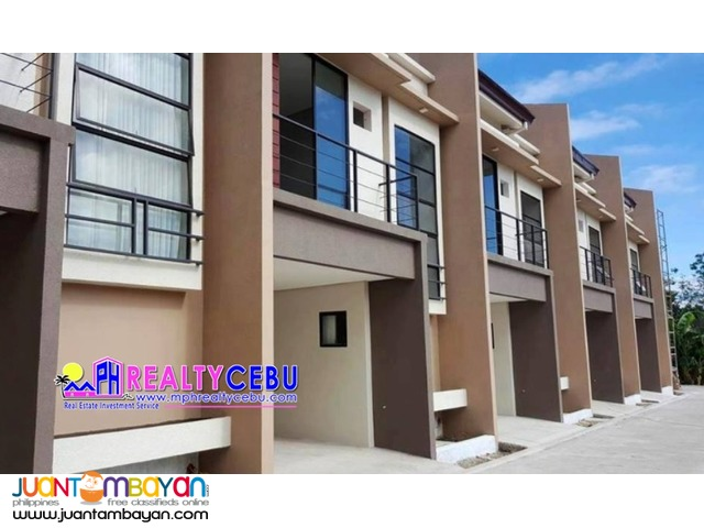 Townhouse For Sale in Talisay City Cebu| 3BR 2T&B | RFO!
