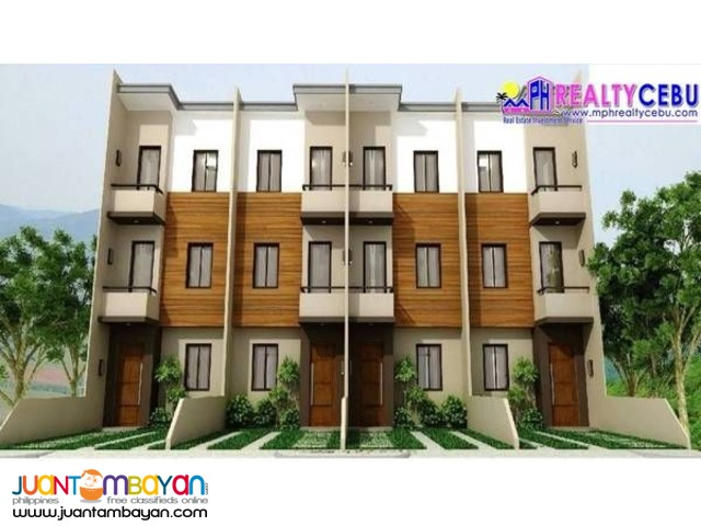 Townhouse at Mulberry Drive in Talamban Cebu | 3BR 2T&B