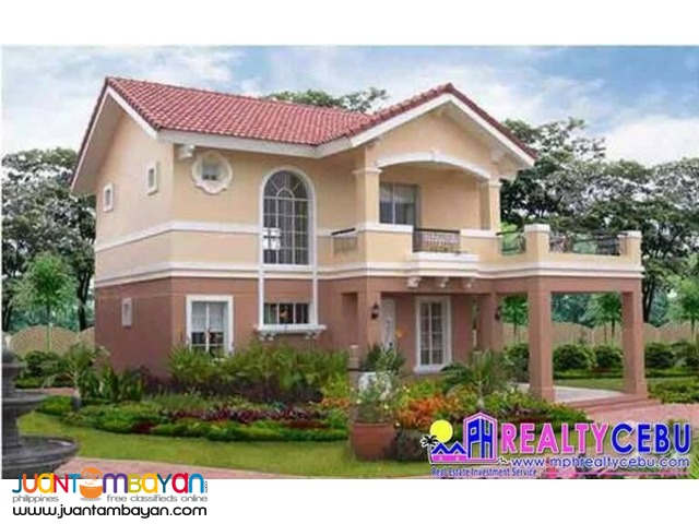 6BR,3T&B House at Camella Riverdale | Emerald Model