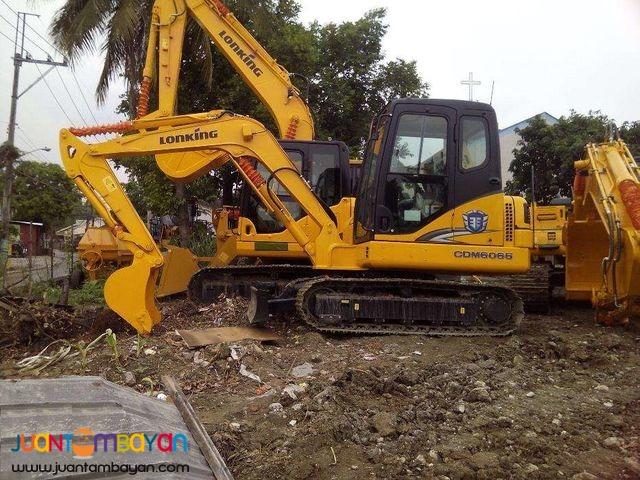 CDM6065 Hydraulic Excavator (Yanmar Engine)