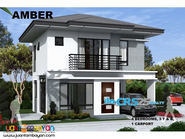 For Sale House and Lot, 4 Bedroom in Sola Dos Talamban Cebu City