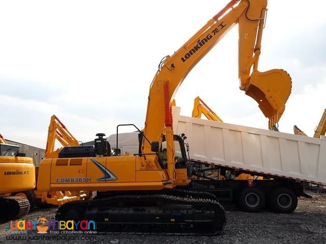 CDM6365 Hydraulic Excavator(Orig.Cummins C8.3-C)
