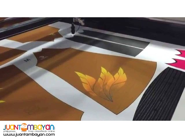 Sublimation Print and Press only with or without fabric