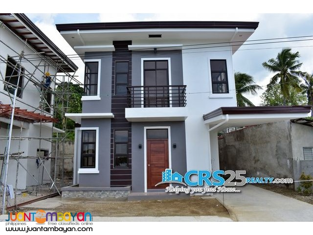 135 sqm House and Lot in Ricksville Heights Minglanilla Cebu