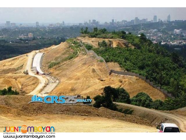 For Sale Lot 459sqm in  Priveya Hills Talamban Cebu City
