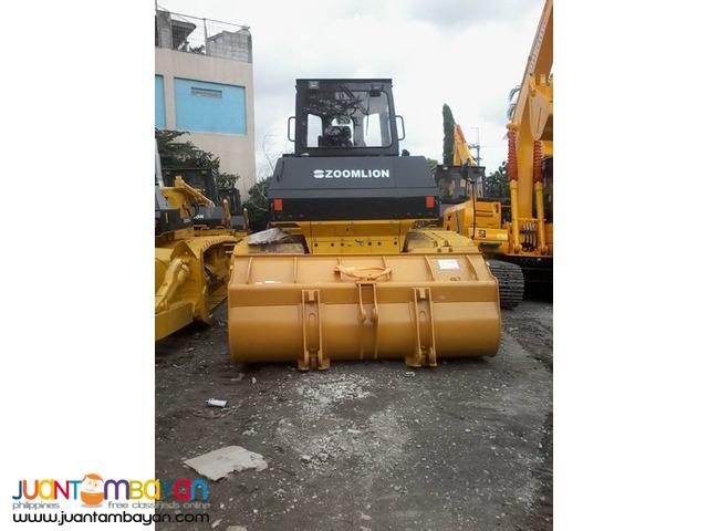 ZD160-3 (Bulldozer Ripper)