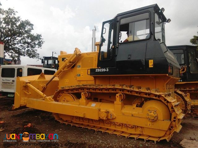 ZD220-3 (Bulldozer Without Ripper)