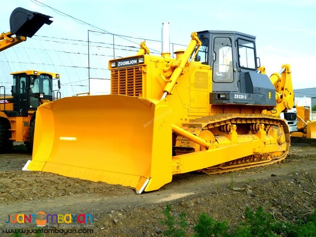 ZD320-3 (Bulldozer Without Ripper)