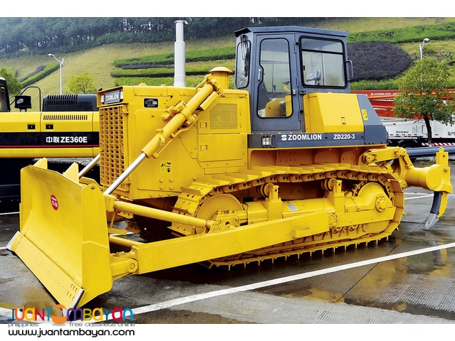 ZD220-3 (Bulldozer With Ripper)