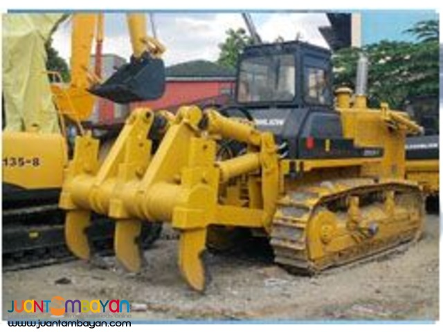 ZD320-3 (Bulldozer With Ripper)