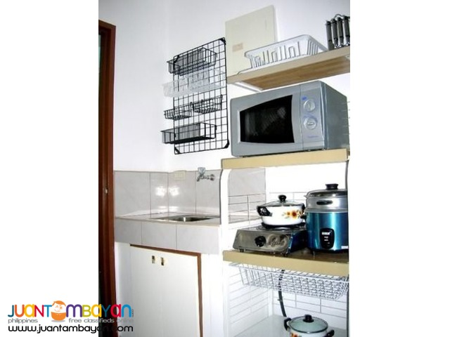 For Rent 1br -Studio 10k Monthly Makati City