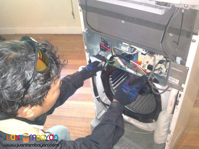We Repair And Install of Any Brand Model of your Appliances