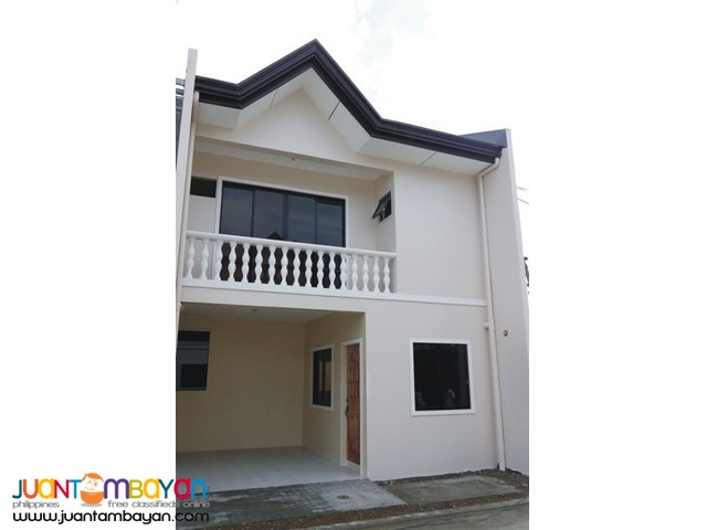 For Sale 3Bedroom Townhouse in Cabangcalan Mandaue