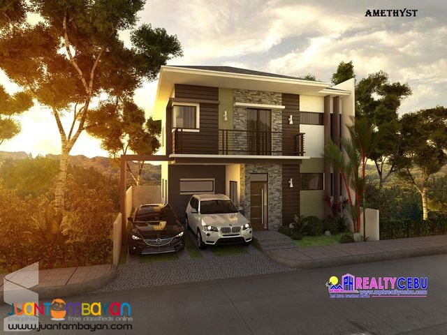 5BR 4T&B Single Attached House in Minglanilla Highlands