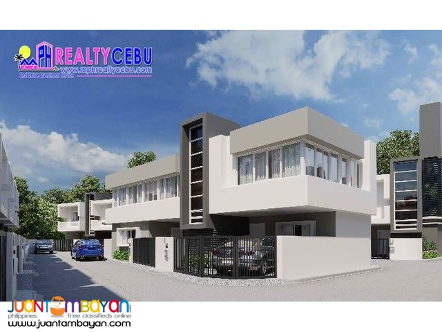 2-Storey Townhouse at 318 East Overlook Banawa Cebu | 4BR