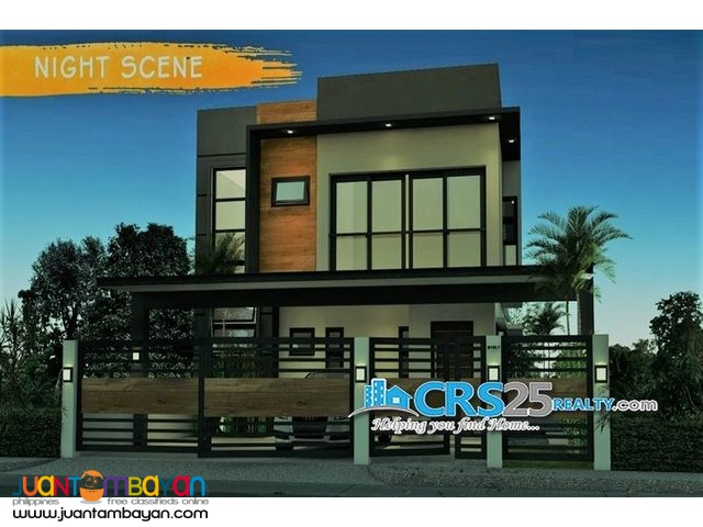 3 Bedroom House and Lot in Talisay Cebu