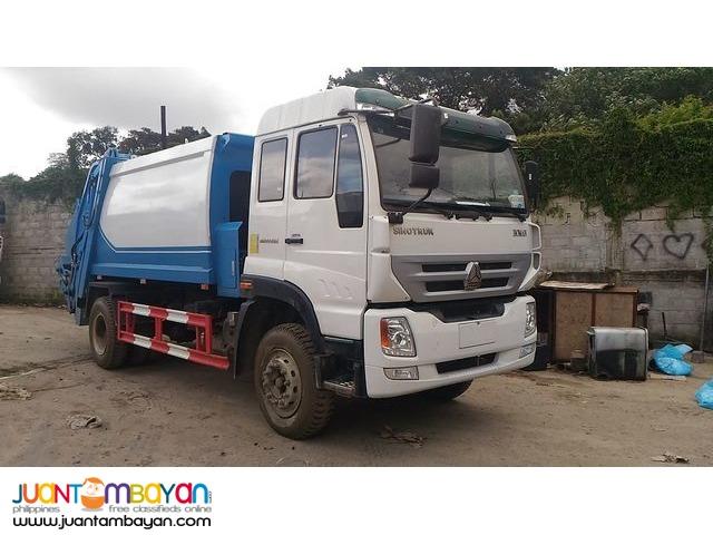 ..garbage compactor ( euro 4) 6 wheeler - 8 cbm