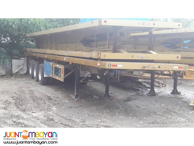 Highbed Tri-Axle40ft  Brand New