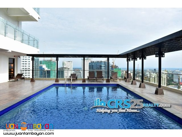 2 Bedroom Condo Unit with panoramic view of Cebu City