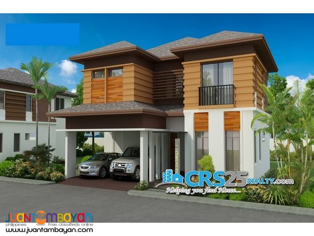 For Sale House 4BR and 392sqm Lot in Midlands Banawa Cebu City