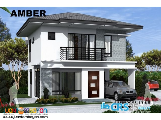 BRAND NEW 4 BEDROOM ELEGANT HOUSE AND LOT IN TALAMBAN CEBU