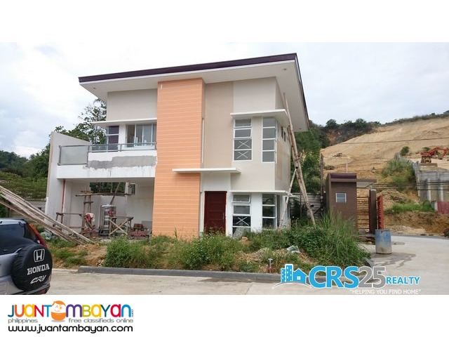 ELEGANT 4 BEDROOM BRAND NEW HOUSE AND LOT IN PIT-OS CEBU CITY