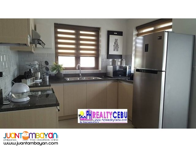 END UNIT 4BR TOWNHOUSE FOR SALE AT PRISTINA NORTH TALAMBAN