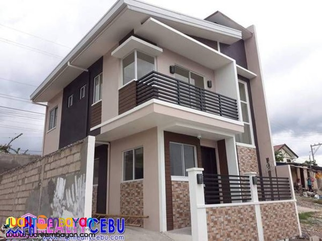 4BR 92.19m² House For Sale in Talisay View Homes
