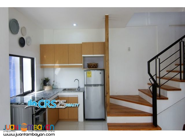 Townhouse for Sale in Minglanilla Cebu- Aloni Model