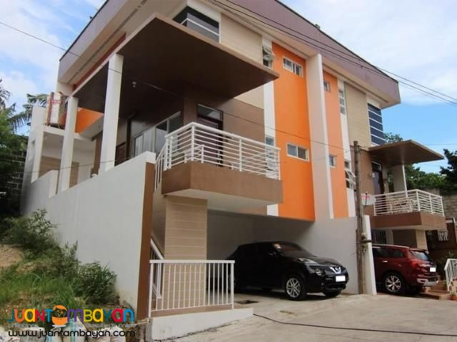 Affordable Townhouse For Sale in Hillside Mandaue City