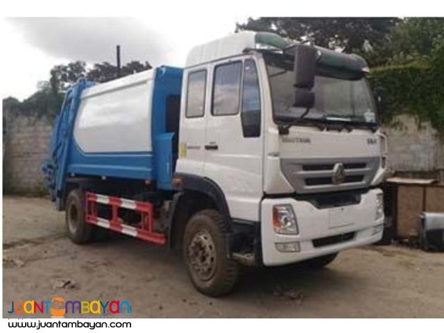 6 Wheeler Garbage Compactor 8m³