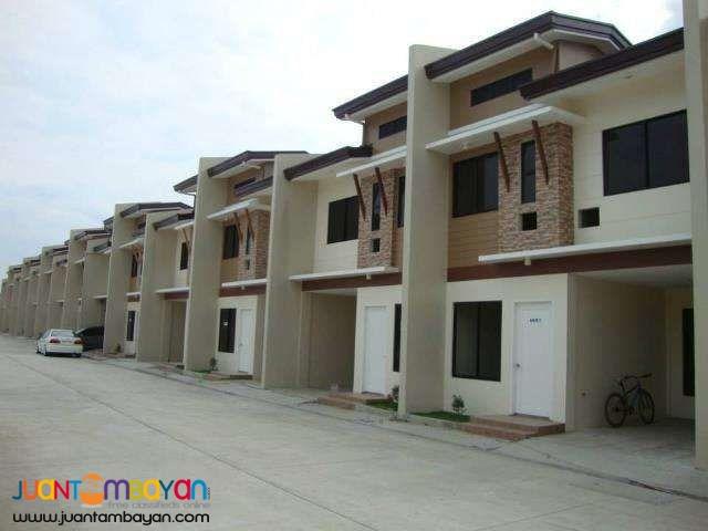 Affordable Townhouse For Sale in Casuntingan Mandaue