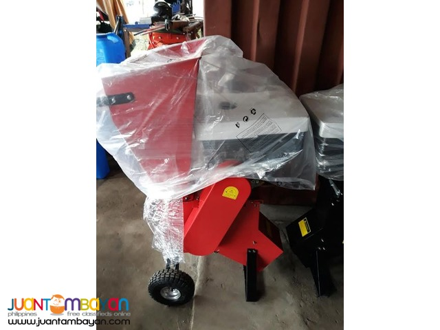 PORTABLE WOOD CHIPPER,