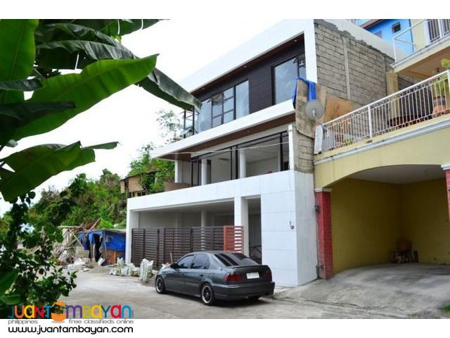 For Sale House and Lot with Nice View in Labagon
