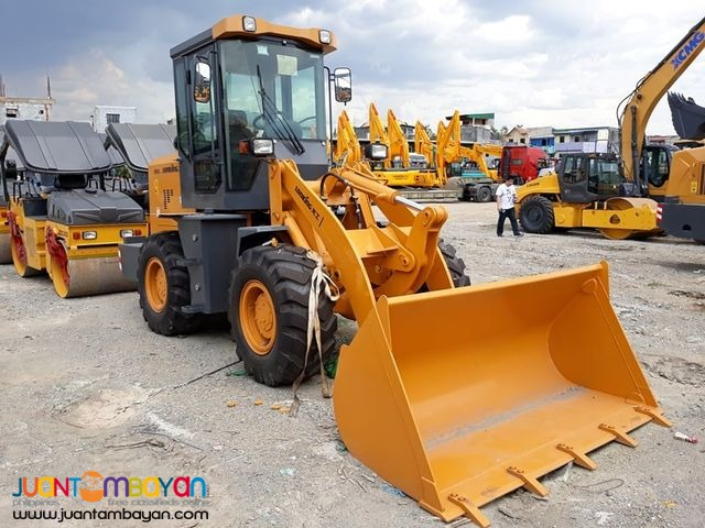 DM816 Payloader Wheel Loader 1cubic Lonking