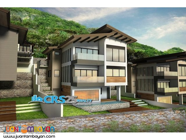For Sale house and Lot mountain resort in Guadalupe