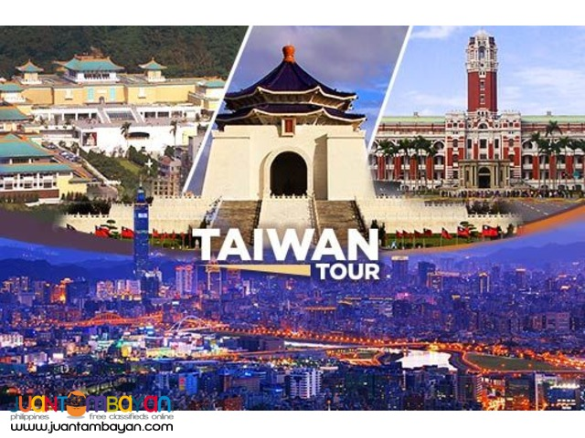 4D3N Taipei and Northern Coast Highlight Tour + Airfare