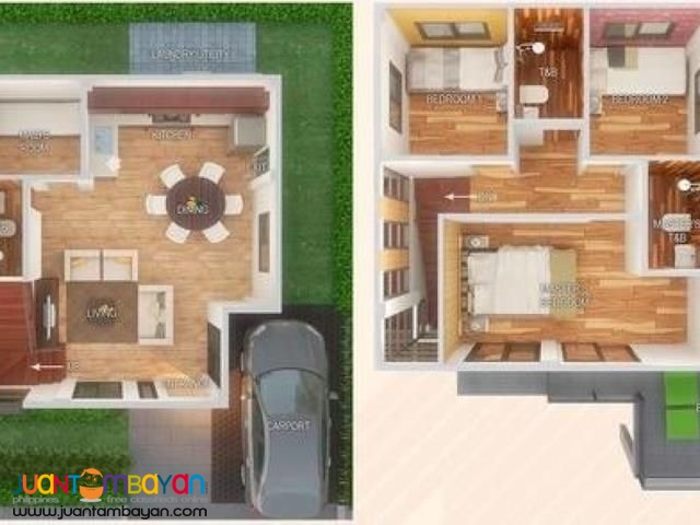 For Sale Affordable House and Lot in Lapu-Lapu City